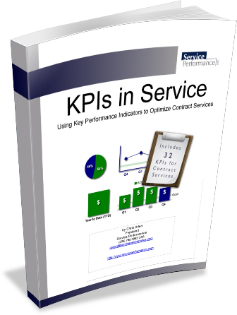 KPIs in Service, free ebook