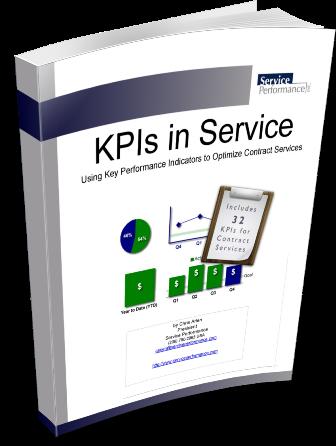 KPIs in Service: free eBook + 32 service KPIs